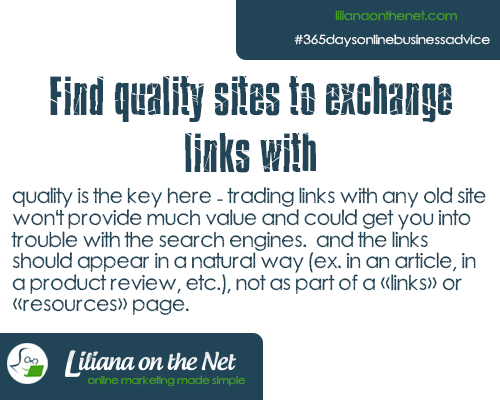 lilianaonthenet_does_link_exchange_still_work