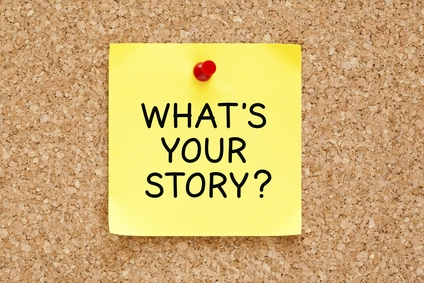 Copywriting: Telling Stories